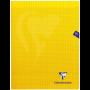 Clairefontaine Cahier Mimesys grands carreaux séyès 24x32 cm 96 pages