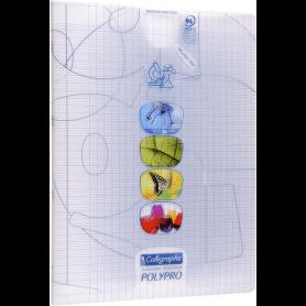 Calligraphe 8000 POLYPRO TP piqué 24x32cm 96p séyès/uni 90g