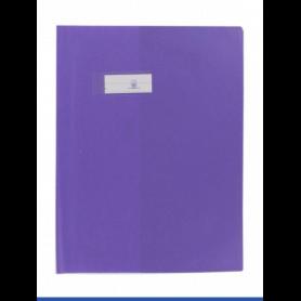 Elba Protege-cahier 24x32 pvc opaque violet