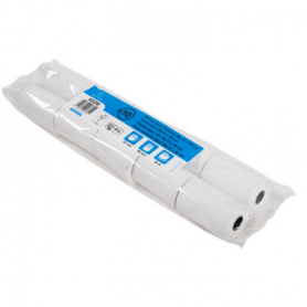 Exacompta lot de 10 bobines thermiques pour TPE - 57x40x12