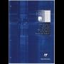 Bloc de feuilles mobiles perforées 21x29,7 cm 200 pages séyès