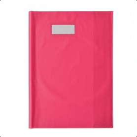 ELBA Protège-cahier 240 x 320 mm rose styl SMS