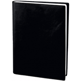 Quo vadis Agenda Semainier CALYPSO 10 x15 cm 1S / 2P Noir 2022