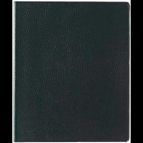 LECAS Agenda Civil Classique Année 2021 Semainier Format 21x29.7 cm Couverture Souple Amovible Noire