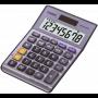 CASIO Calculatrice de bureau MS-80 VER II, solaire / pile