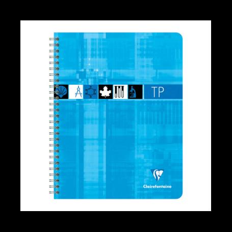 Cahier Travaux Pratiques 17x22cm 80 pages