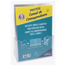 Exacompta Protège-carnet de correspondance
