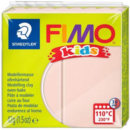 FIMO kids Pâte à modeler, à cuire au four, couleur de peau