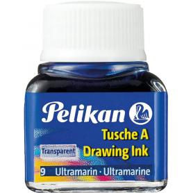 Pelikan Encre de chine 10 ml ultramarine