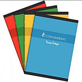 Cahier De Travaux Pratiques Piqûre 96 Pages Format A4