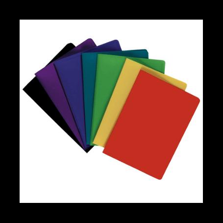 Exacompta Protège-documents en polypropylène souple OPAK 20 vues - A4