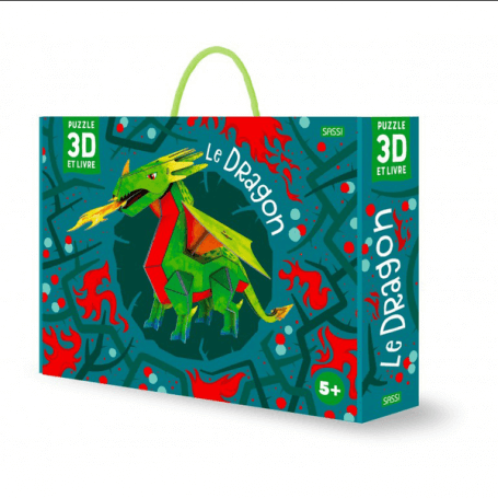 Le dragon 3d