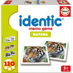 Educa - Identic nature 110 cartes