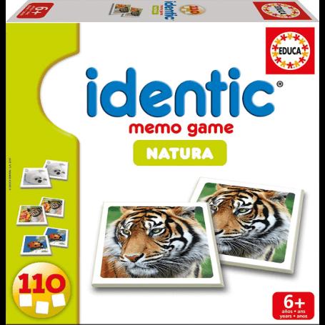 Educa - Identic nature 110 cartes