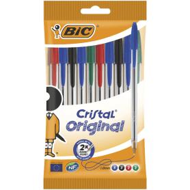 BIC Cristal Original x10