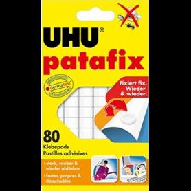 PASTILLES ADHÉSIVES PATAFIX BLANCHE - UHU