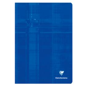 Clairefontaine Cahier piqué A4 144 pages grands carreaux (séyès)