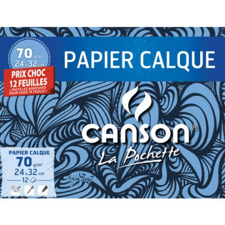 CANSON Papier calque 240 x 320 mm