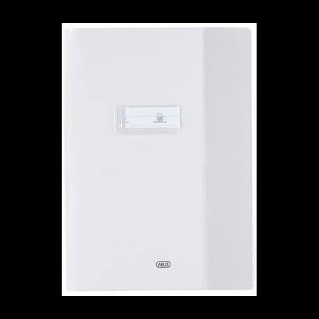 ELBA Protège-cahier Cristal Standard, format A4, incolore