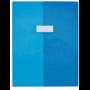 Protège cahier 24×32 (Maxi format) BLEU