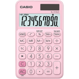 Calculatrice de poche Casio