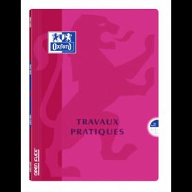 cahier de travaux pratiques polypro - 21 x 29.7 cm - Openflex