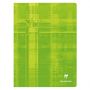 Clairefontaine Cahier piqûre, 240 x 320 mm, 144 pages, séyès