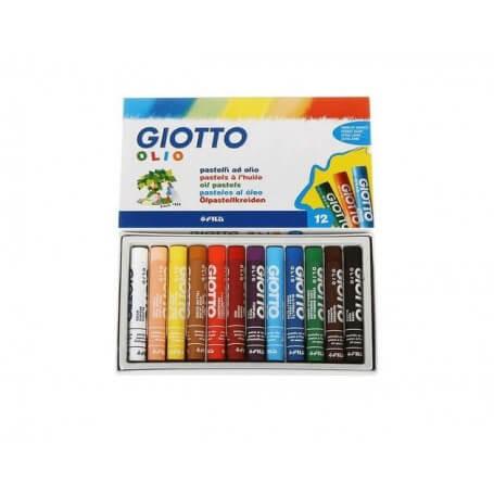 Giotto pastels Olio Maxi x12